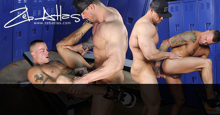 Zeb Atlas Naked Muscle